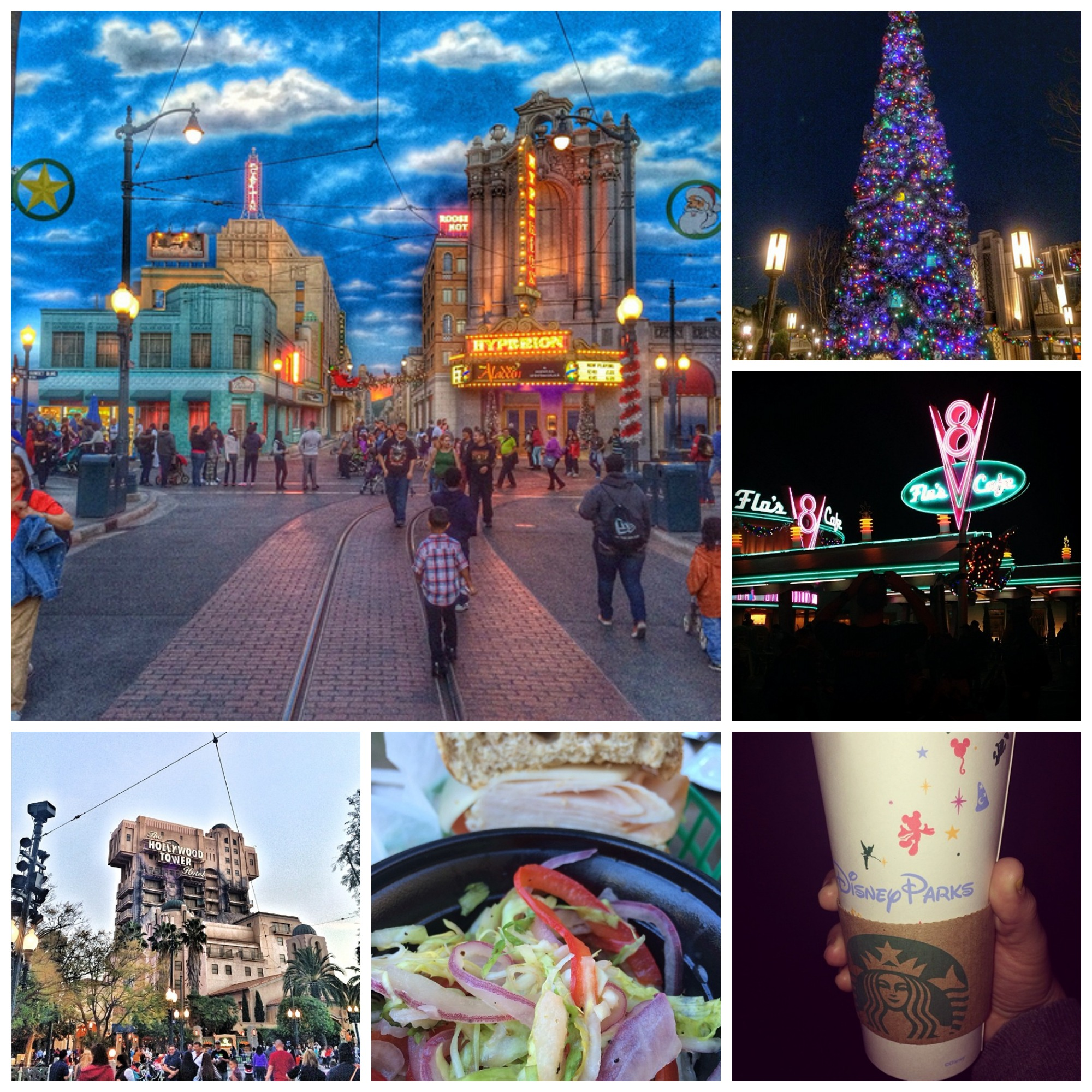 Disney Collage2